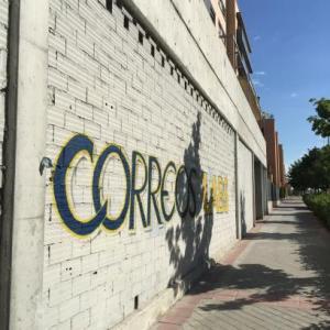 Correos Labs - grafiti 1