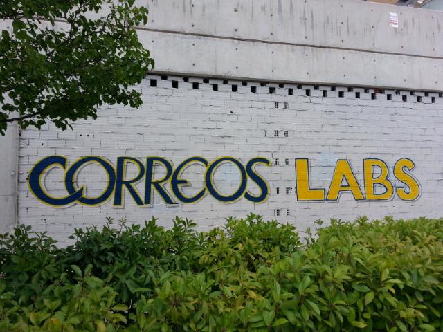 Correos Labs - grafiti 3